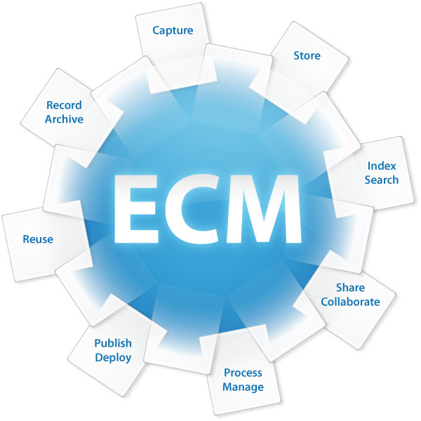 Implementing an Enterprise Content Management System